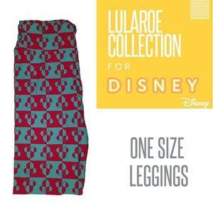 Lularoe Disney mickey OS Leggings
